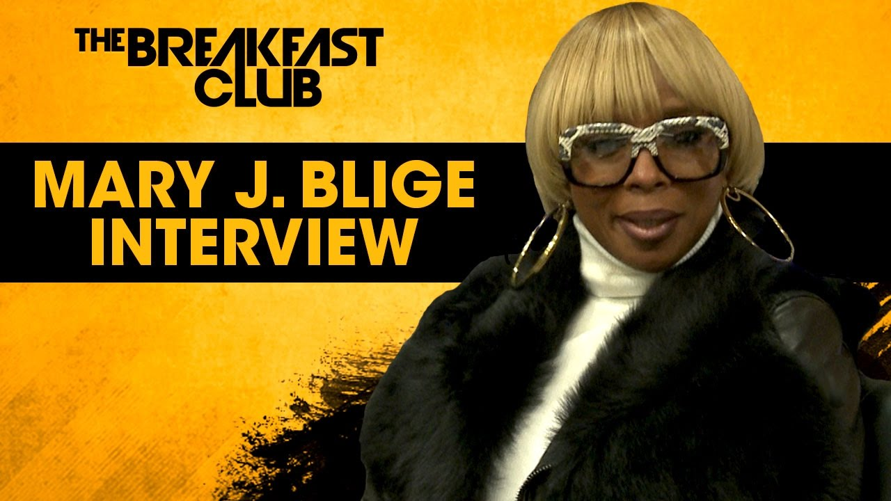 "Mary J. Blige Talks New Album "" Strength of A Woman"", Her Divorce [Interview]"