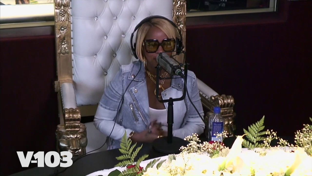 "Mary J Blige Talks New Album ""Strength of a Woman"" with Big Tigger [Interview]"
