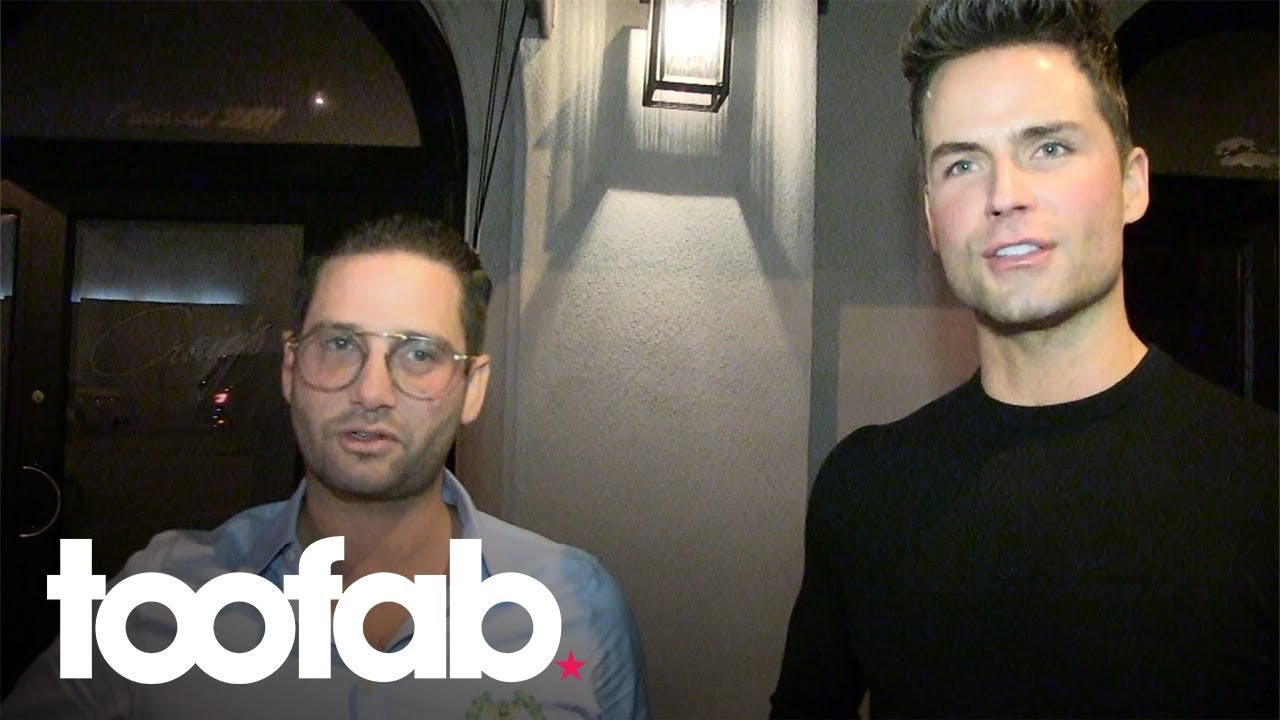 Million Dollar Listing's Josh Flagg Couldn't Have Sex In New House Because Of Ghost | toofab