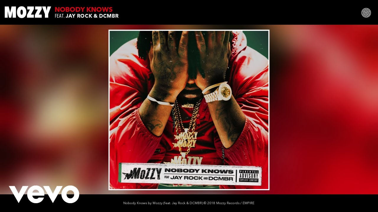Mozzy ft. Jay Rock, DCMBR | Nobody Knows [Audio]