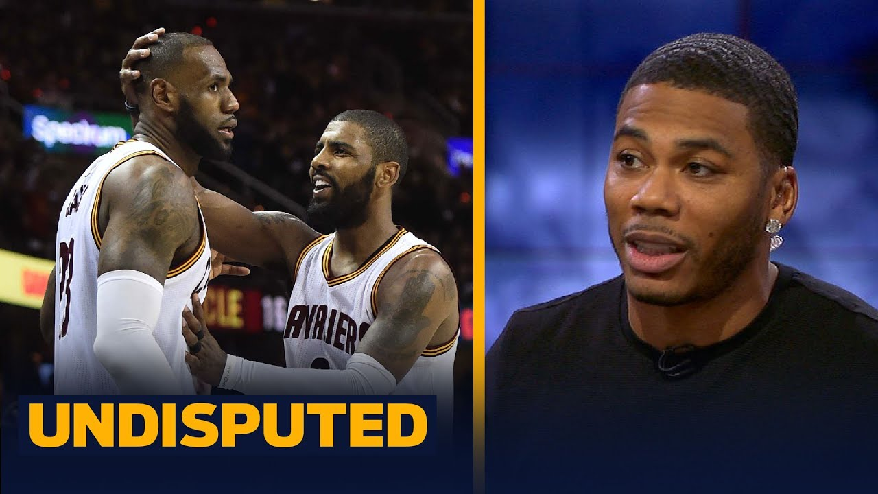 Nelly weighs in on the LeBron James and Kyrie Irving Rift [Interview]