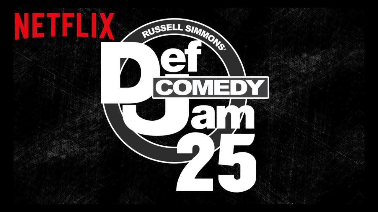 NETFLIX AND DEF COMEDY JAM TO CELEBRATE 25 YEARS