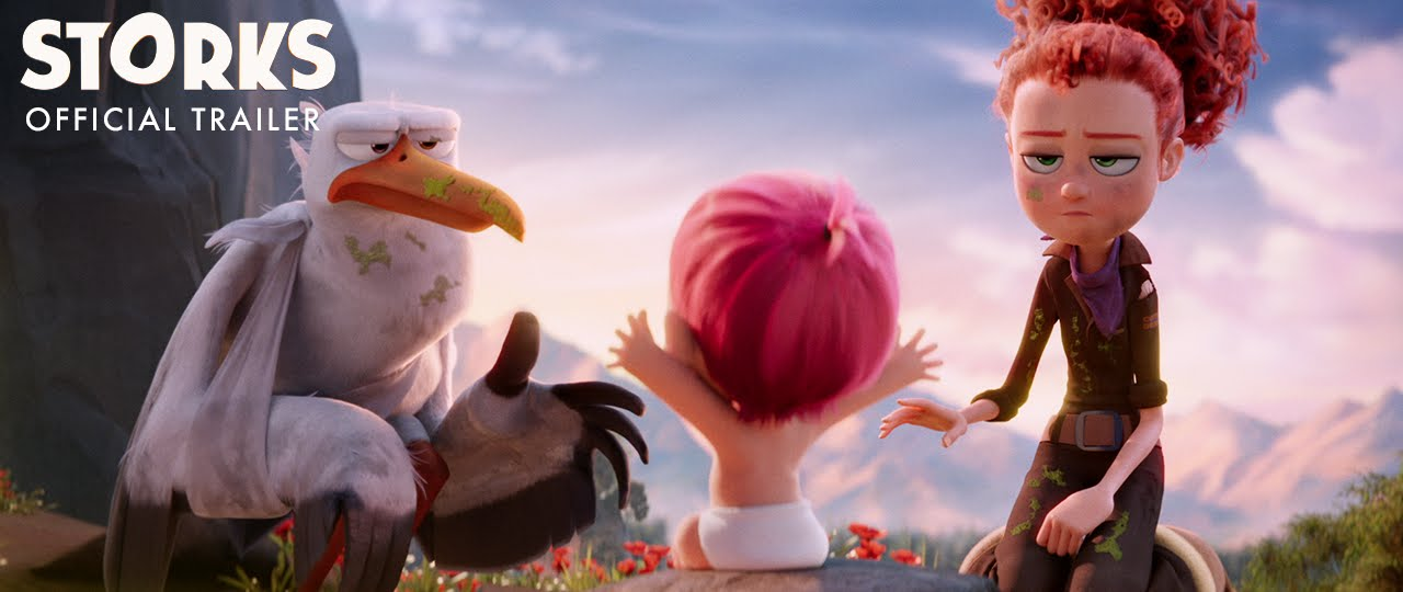 """New STORKS Trailer Featuring Jason Derulo's """"Kiss the Sky"""" [Video]"""