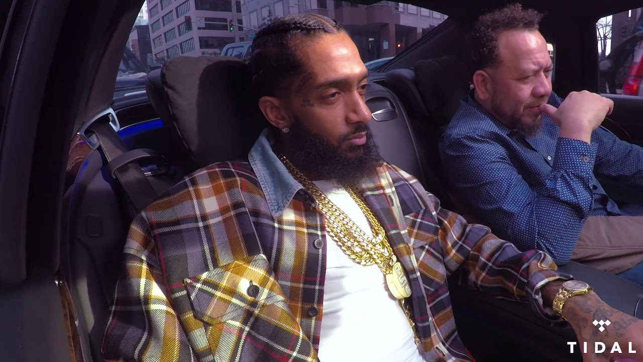 "Nipsey Hussle Talks ""Victory Lap"" with Elliot Wilson on Car Test [Interview]"