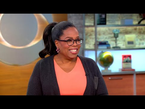 Oprah Winfrey talks Harvey Weinstein scandal, new book 'The Wisdom of Sundays'