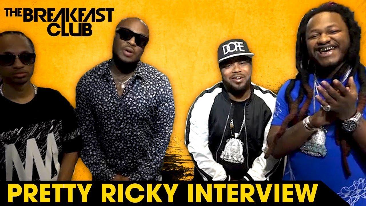 Pretty Ricky Talks New Music, Rumors, Love & Hip-Hop on The Breakfast Club