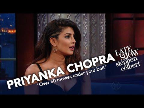 Priyanka Chopra Admits She's Living in America on A Visa [Interview]