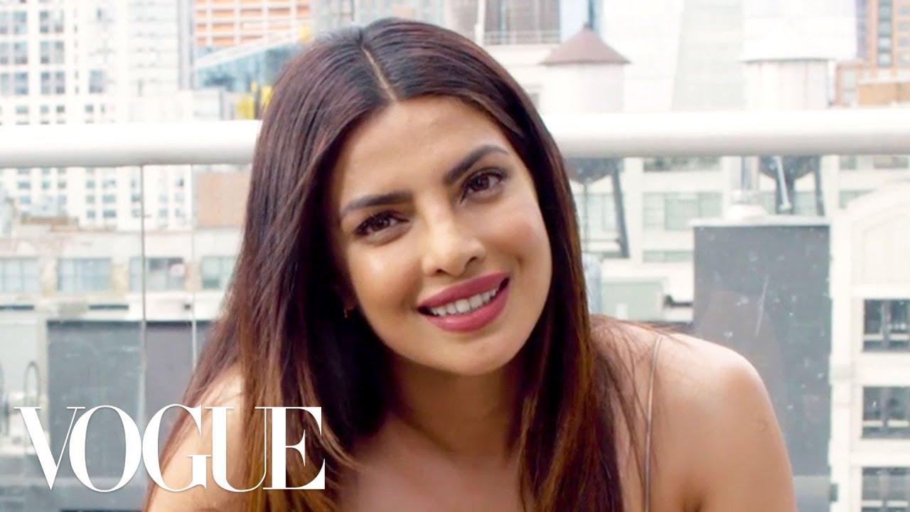 Priyanka Chopra Answers Vogue's 73 Questions