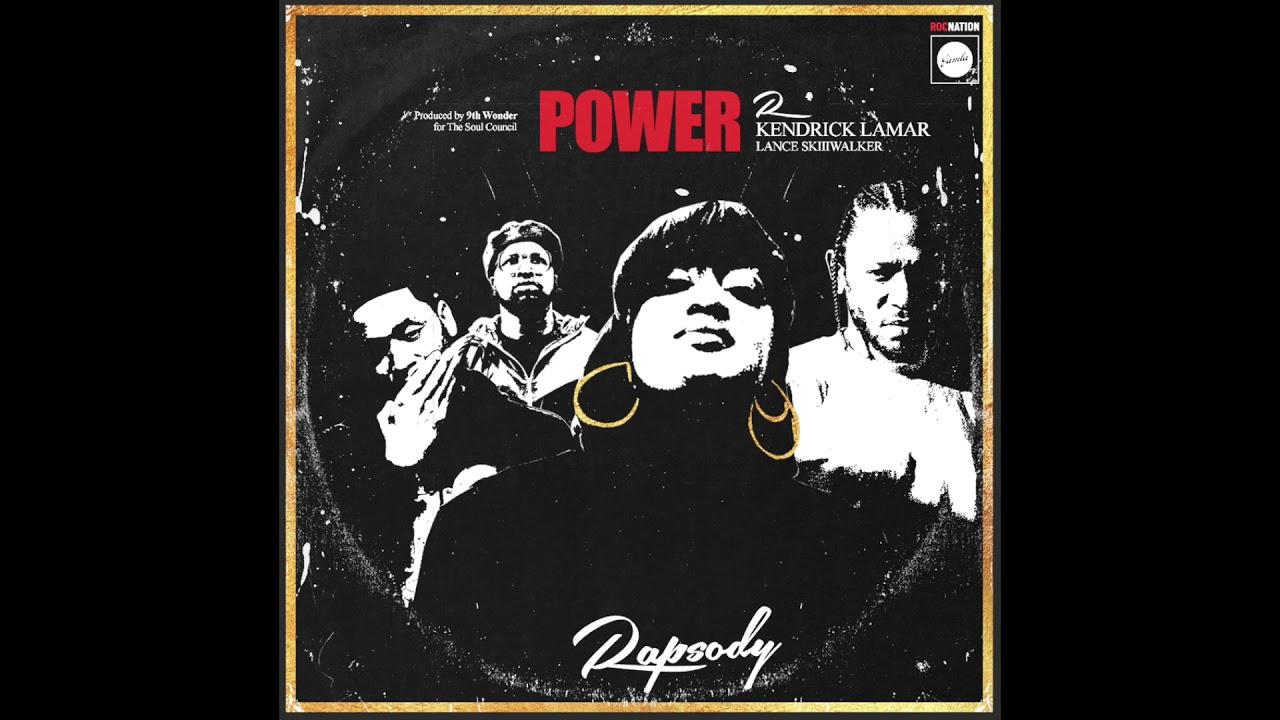 Rapsody Feat. Kendrick Lamar & Lance SkIIIWalker – Power [Audio]