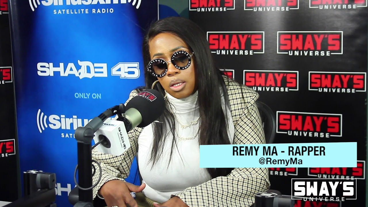 Remy Ma Talks Music with Lil Kim, Love & Hip Hop, Nicki Minaj with Sway [Interview]