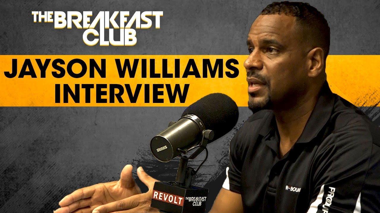 Retired NBA Player Jayson Williams Talks Addiction, NBA All-Stars & Alcoholism