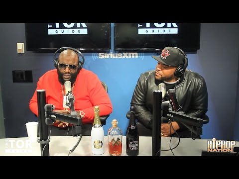 Rick Ross Talks Nicki Minaj/Remy Ma Beef with Torae on #TheTorGuide [Interview]