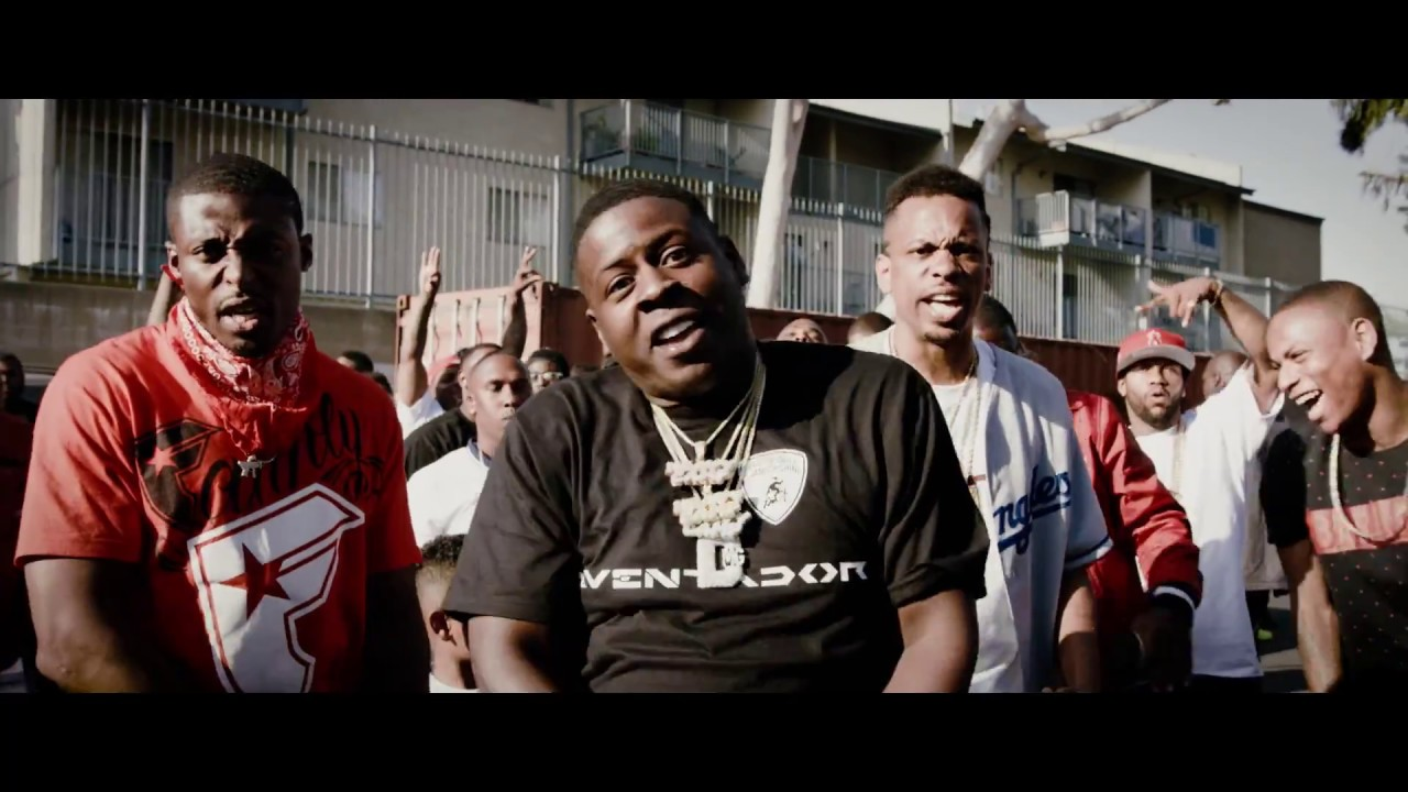 "RJ – ""Thank God"" ft. Blac Youngsta (Prod. By DJ Mustard) [Video]"