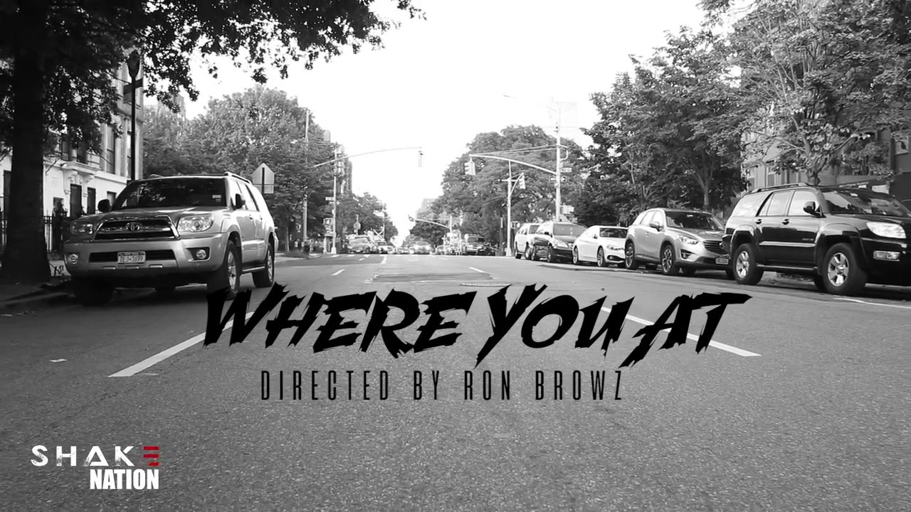 """Ron Browz – """"Where You At"""" PART 1 [Video]"""