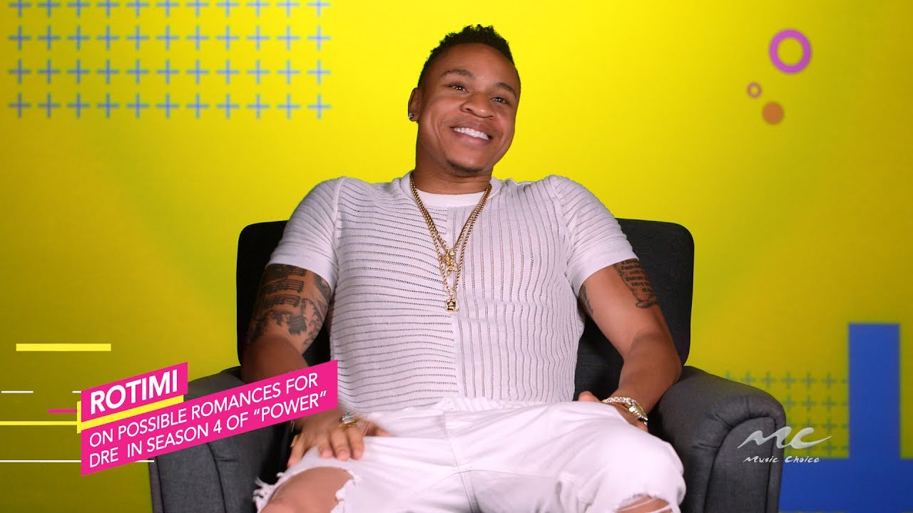 Rotimi Says Dre Needs Some Lovin' on #Power [Interview]