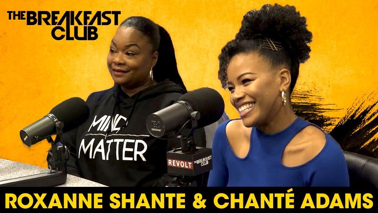 "Roxanne Shante Talks Movie ""Roxanne Roxanne"", Talks Hip-Hop Queens [Interview]"