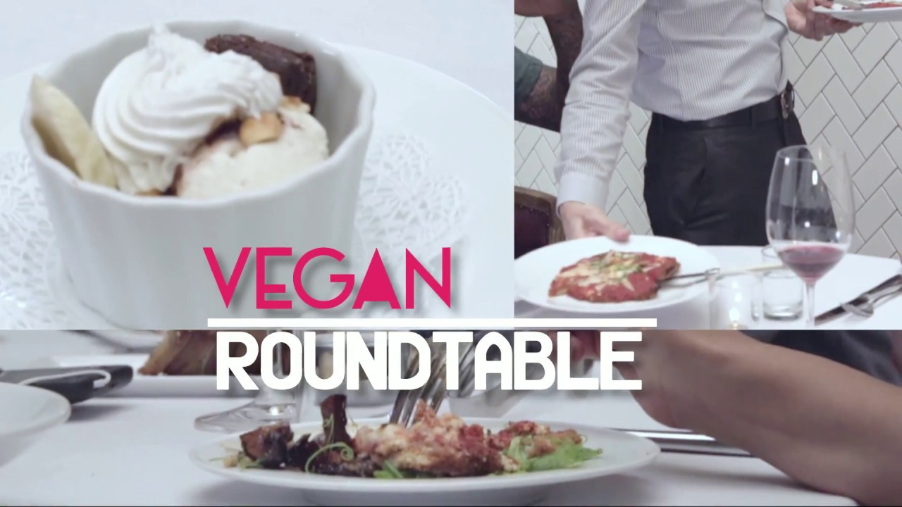 Russell Simmons, Waka Flocka, and Mýa – Vegan Roundtable [Video]