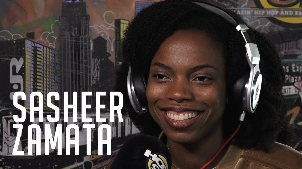 Sasheer Zamata from SNL talks about her new comedy special [Interview]