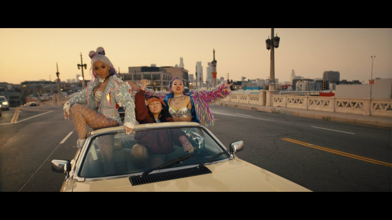 Saweetie & GALXARA – Sway With Me (from Birds of Prey: The Album) [Music Video]