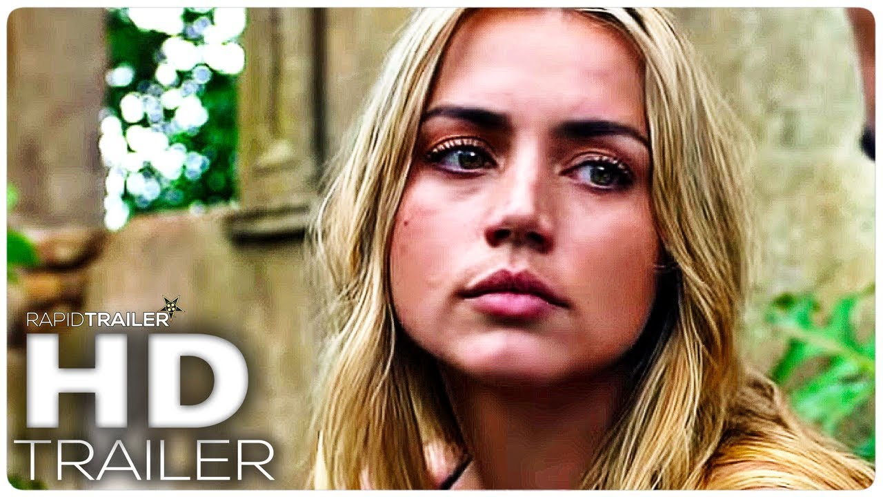 SERGIO Official Trailer (2020) Ana de Armas, Netflix Movie HD