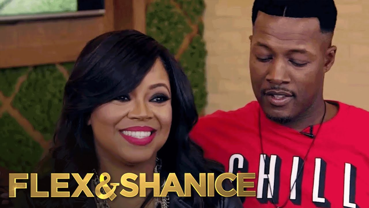 """Shanice On The Fan That Kept Her from Giving Up: """"I Was Really Done"""" #OWN #flexandshanice [Interview]"""