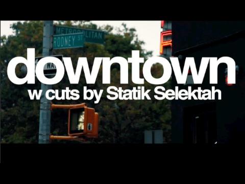 """Skipp Whitman – """"Downtown"""" (w cuts by Statik Selektah) [Video]"""