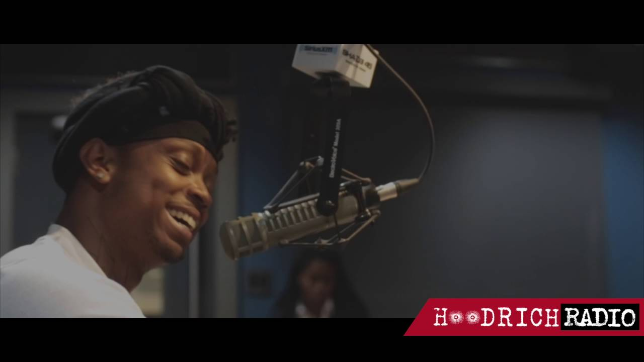 Snypa Interview on Hoodrich Radio with DJ Scream [Video]