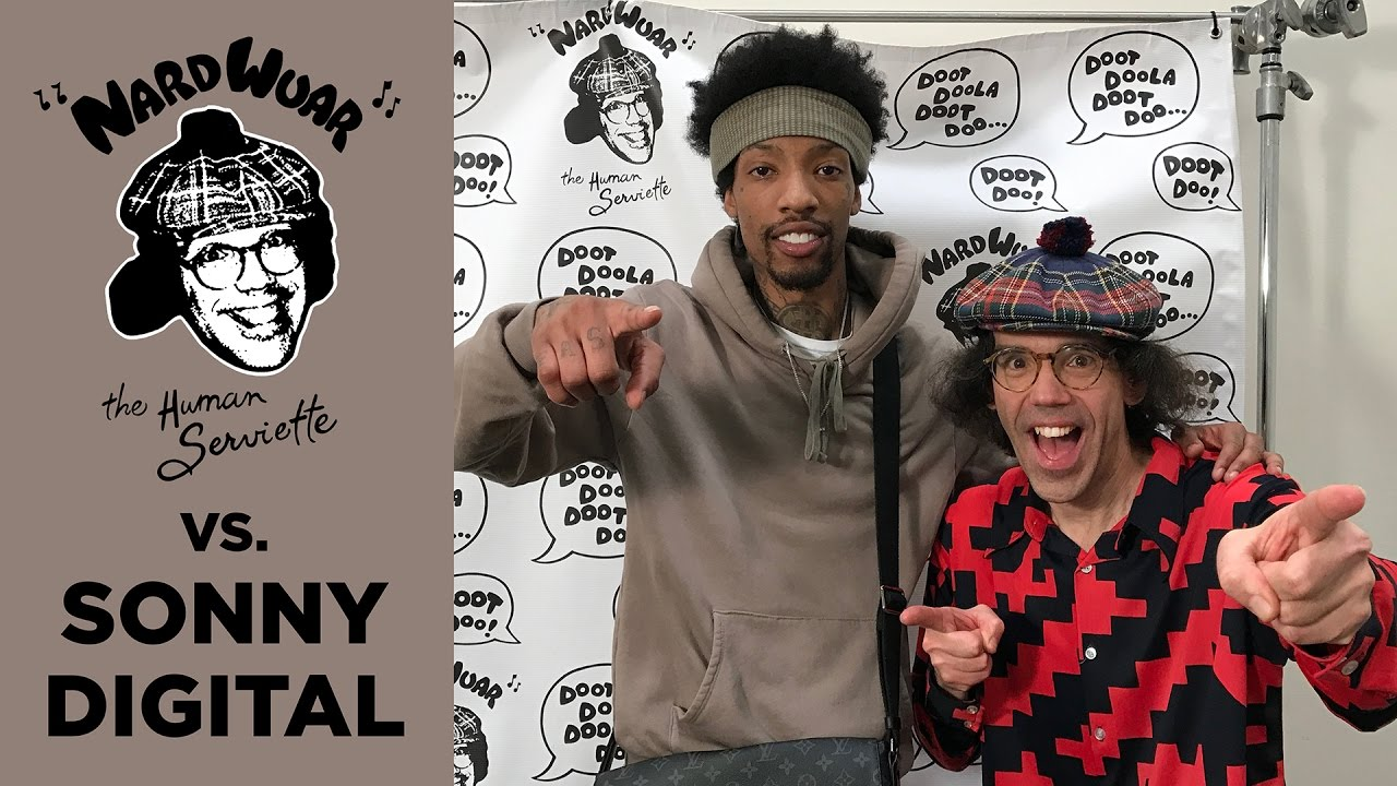 Sonny Digital Chops It Up with Nardwuar at #SXSW17 [Interview]
