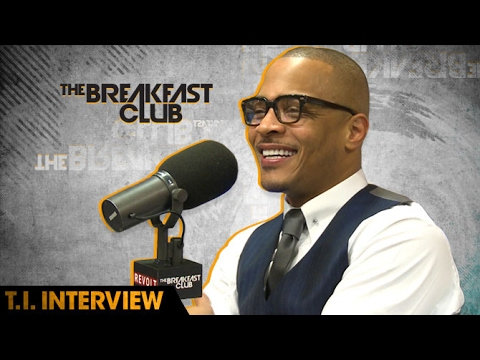 "T.I. Talks His Socially Conscious Album ""Letter to the System"", His Open Letter to Lil Wayne, The Family Hustle on The Breakfast Club [Interview]"