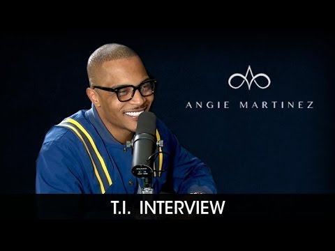 "T.I. Talks The Family Hustle, Separation from Tiny, Performing 2Pac's ""Keep Ya Head Up"" [Interview]"