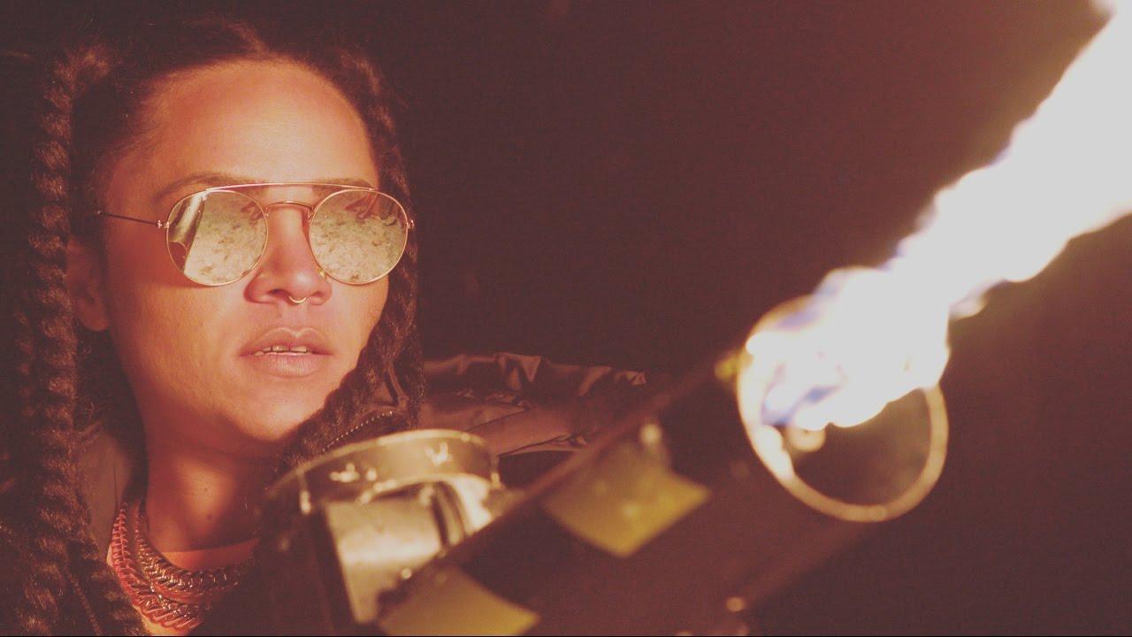 "Tasha The Amazon –  ?? ""Watch It Burn""  ?? [Video]"