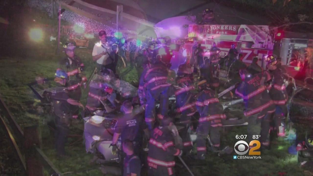 Teen Killed In Yonkers Car Crash [News]