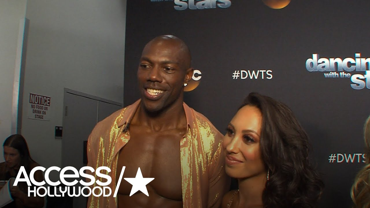 Terrell Owens on Being Eliminated From 'DWTS' [Interview]
