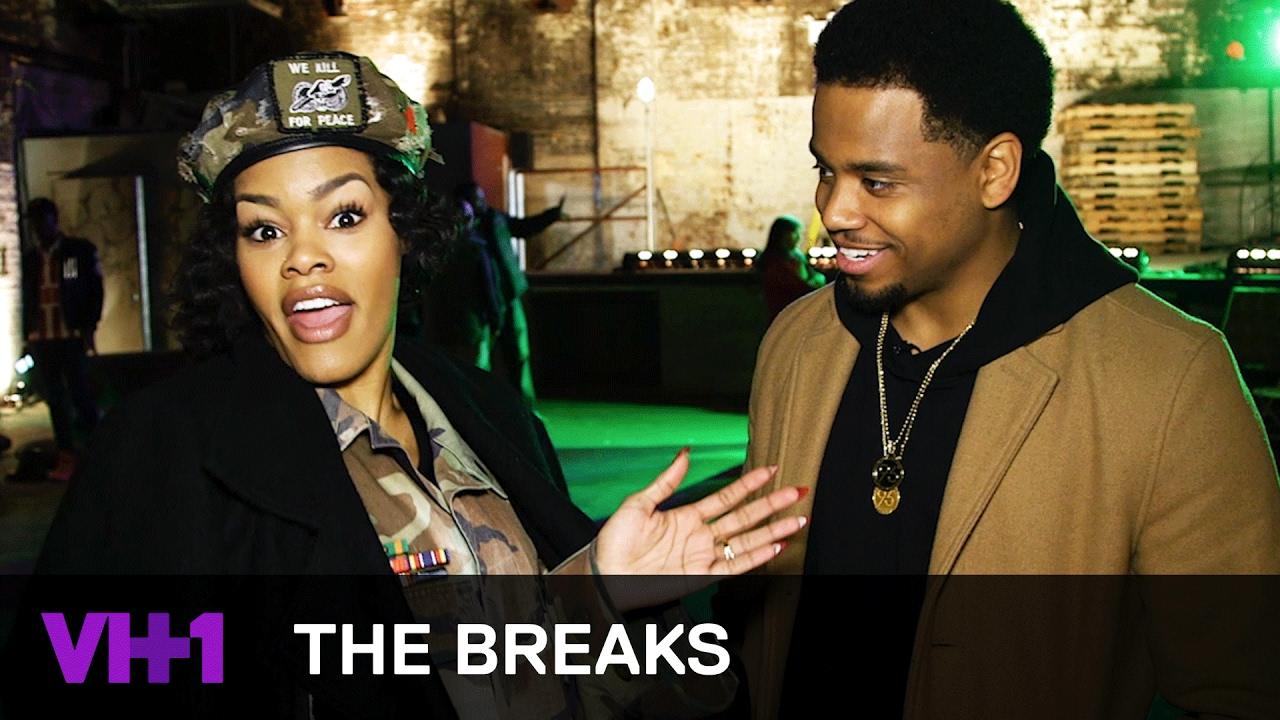 The Breaks – Starring Teyana Taylor, Dave East, Mack Wilds (BTS Footage) #VH1 #TheBreaks [Video]