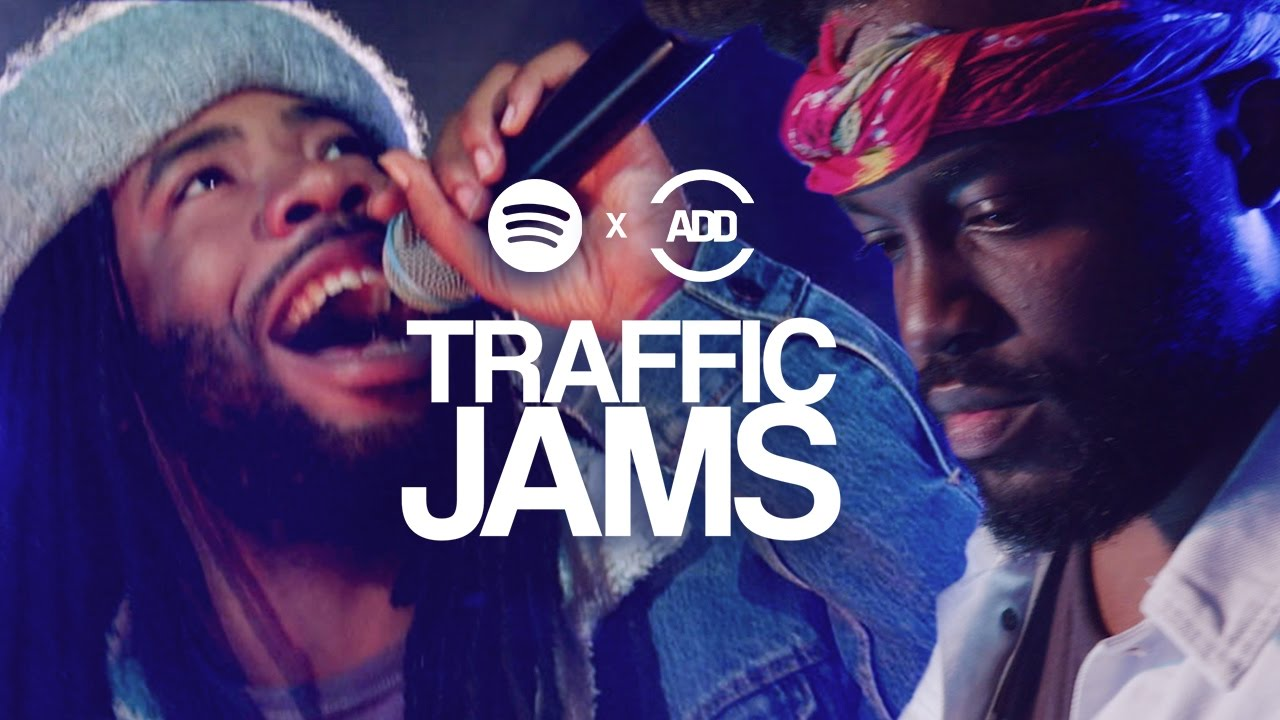 Traffic Jams with D.R.A.M. & MeLo-X on Spotify (Video Trailer) [Video]