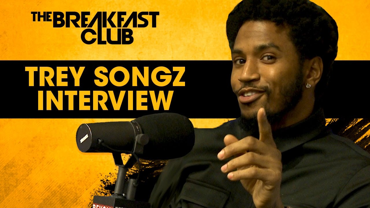 Trey Songz Talks New Album 'Tremaine The Album', Nicki Minaj, Relationship With Drake [Interview]