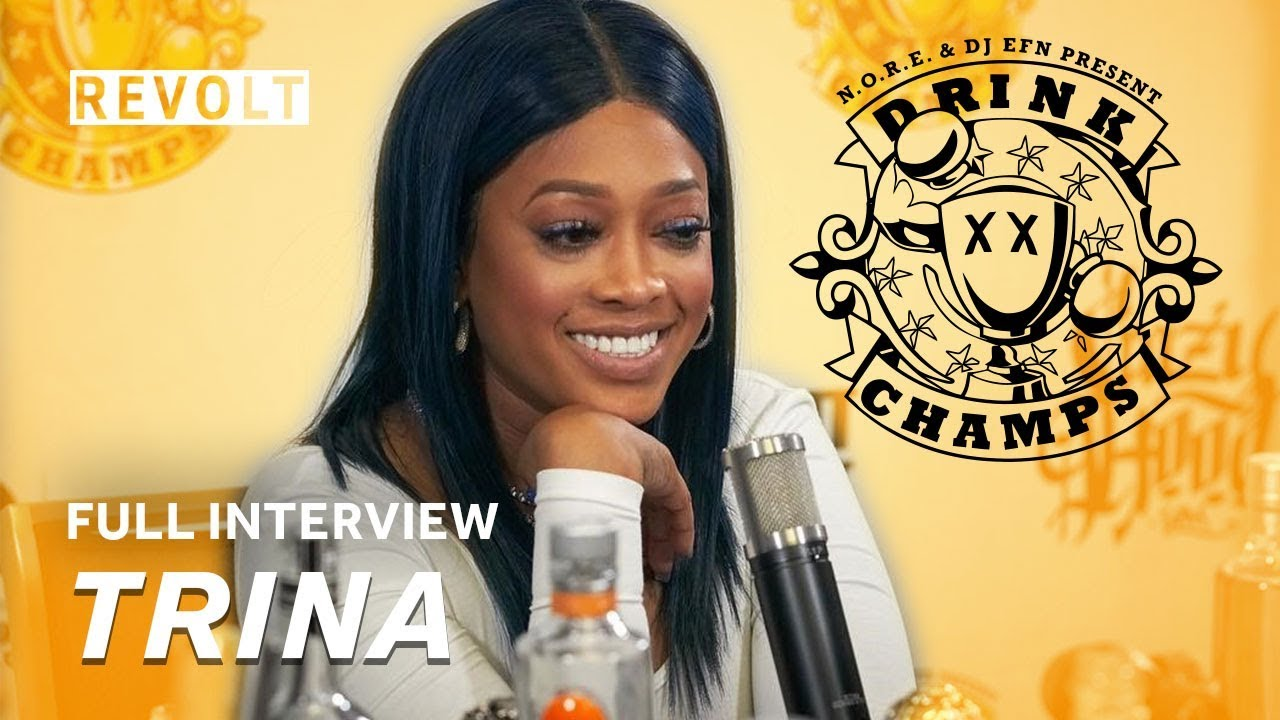 Trina Talks Love & Hip Hop Miami on Drink Champs
