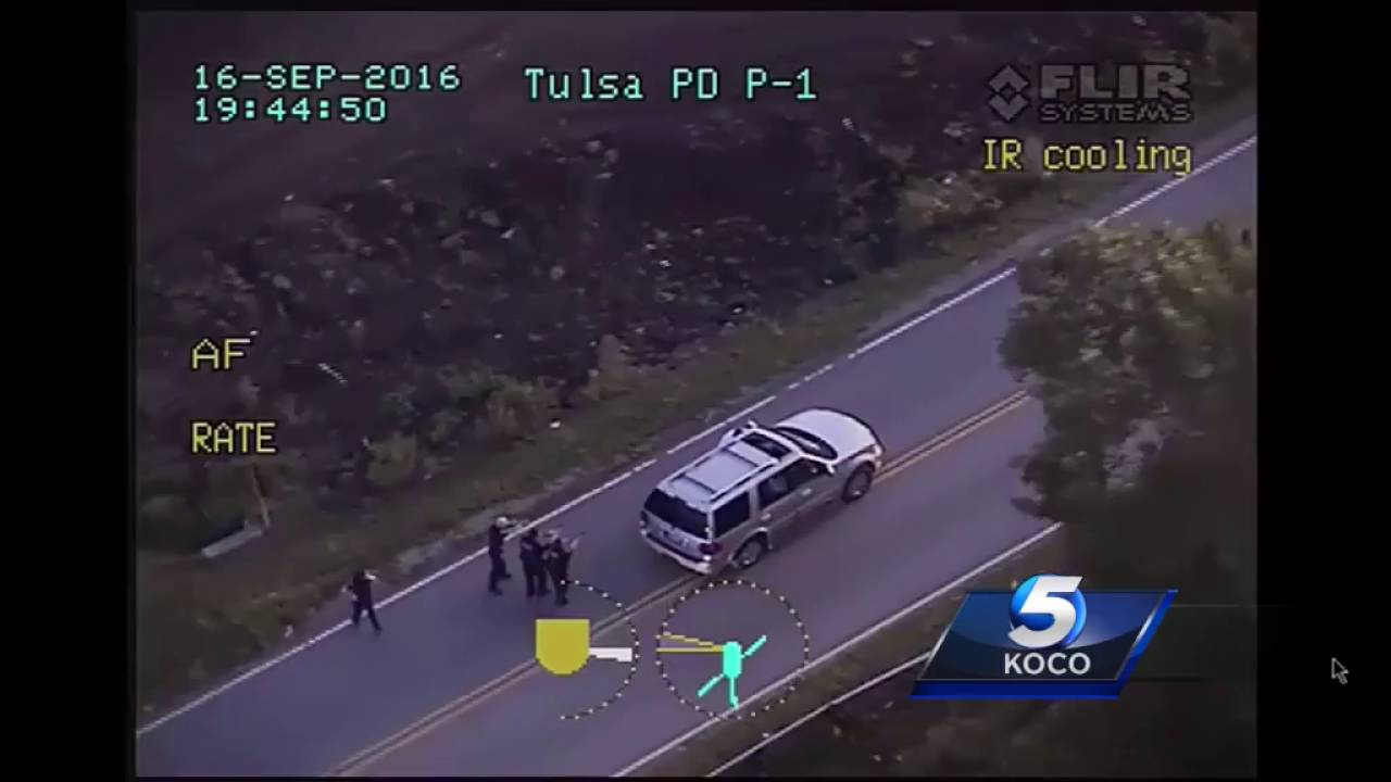 Tulsa police officer charged with manslaughter [News]
