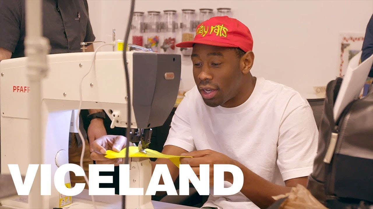 Tyler, the Creator Learns How the Converse One Star is Made