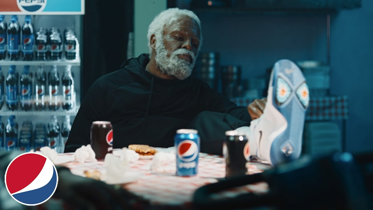"Uncle Drew – ""Shoes"" Pepsi Commercial [Video]"