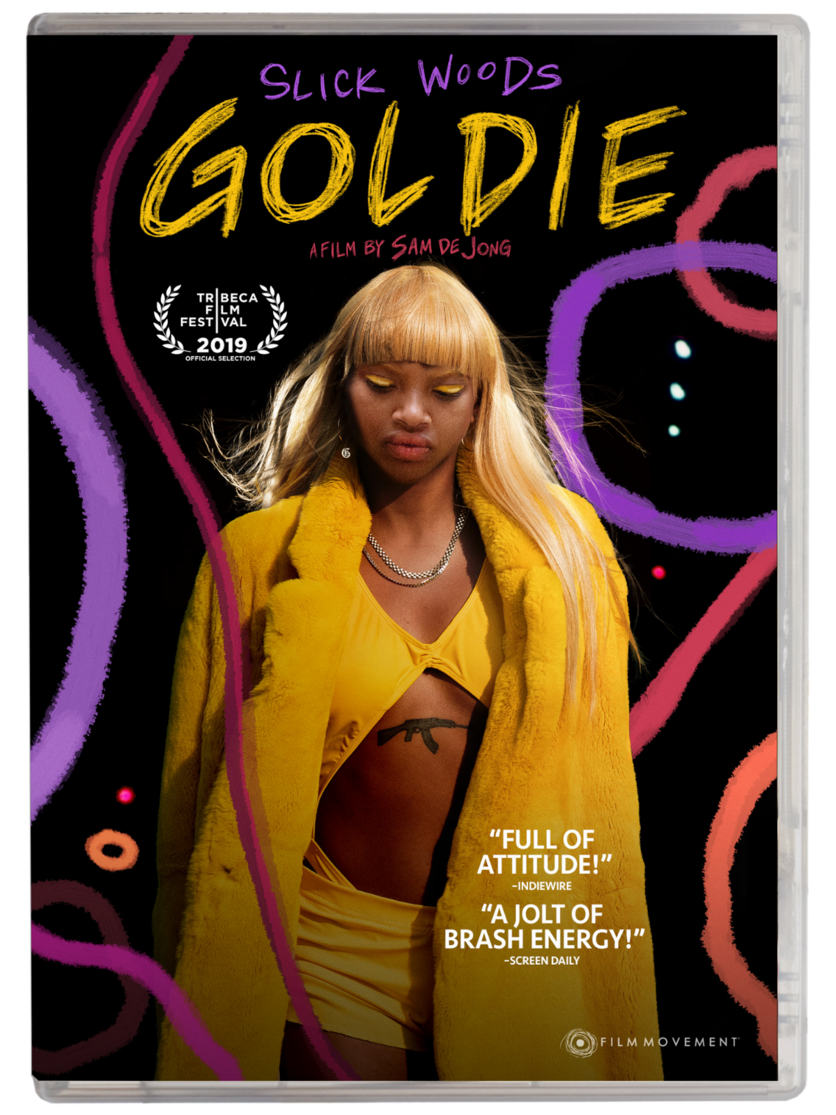 Supermodel Slick Woods Makes Her Acclaimed Feature Film Debut in GOLDIE