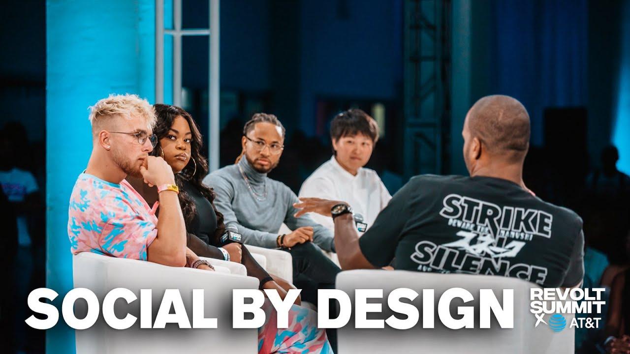 Van Lathan, Angelica Nwandu + Jake Paul & More Talk Social Media & Branding | REVOLT Summit LA