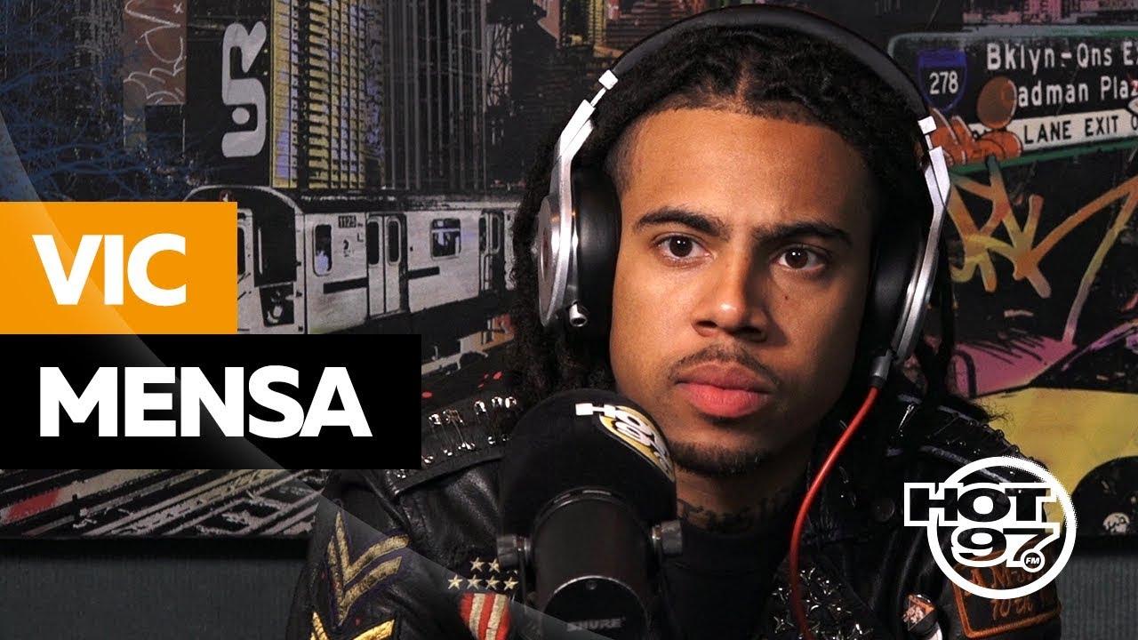 Vic Mensa talks Ghostwriting for Kanye, White Supremacy, DJ Akademiks