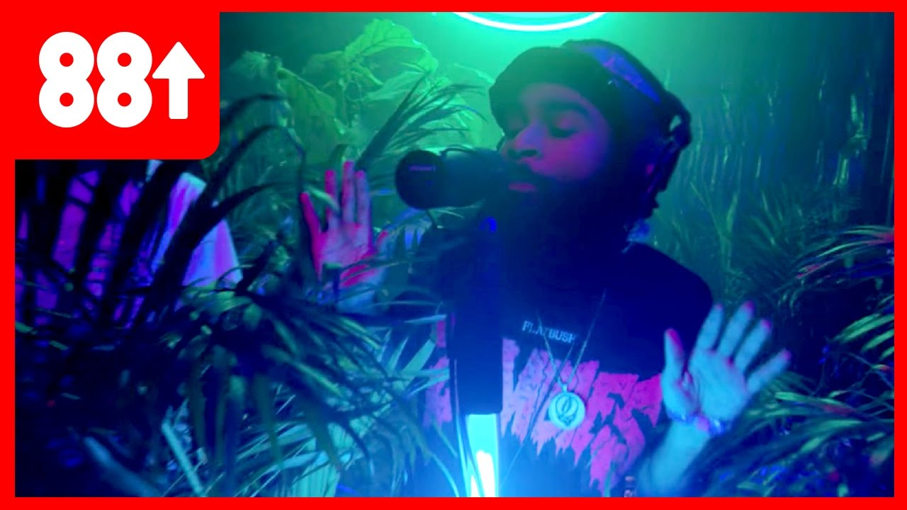 """Video: Flatbush Zombies talk getting high in Tokyo and perform """"This Is It"""""""
