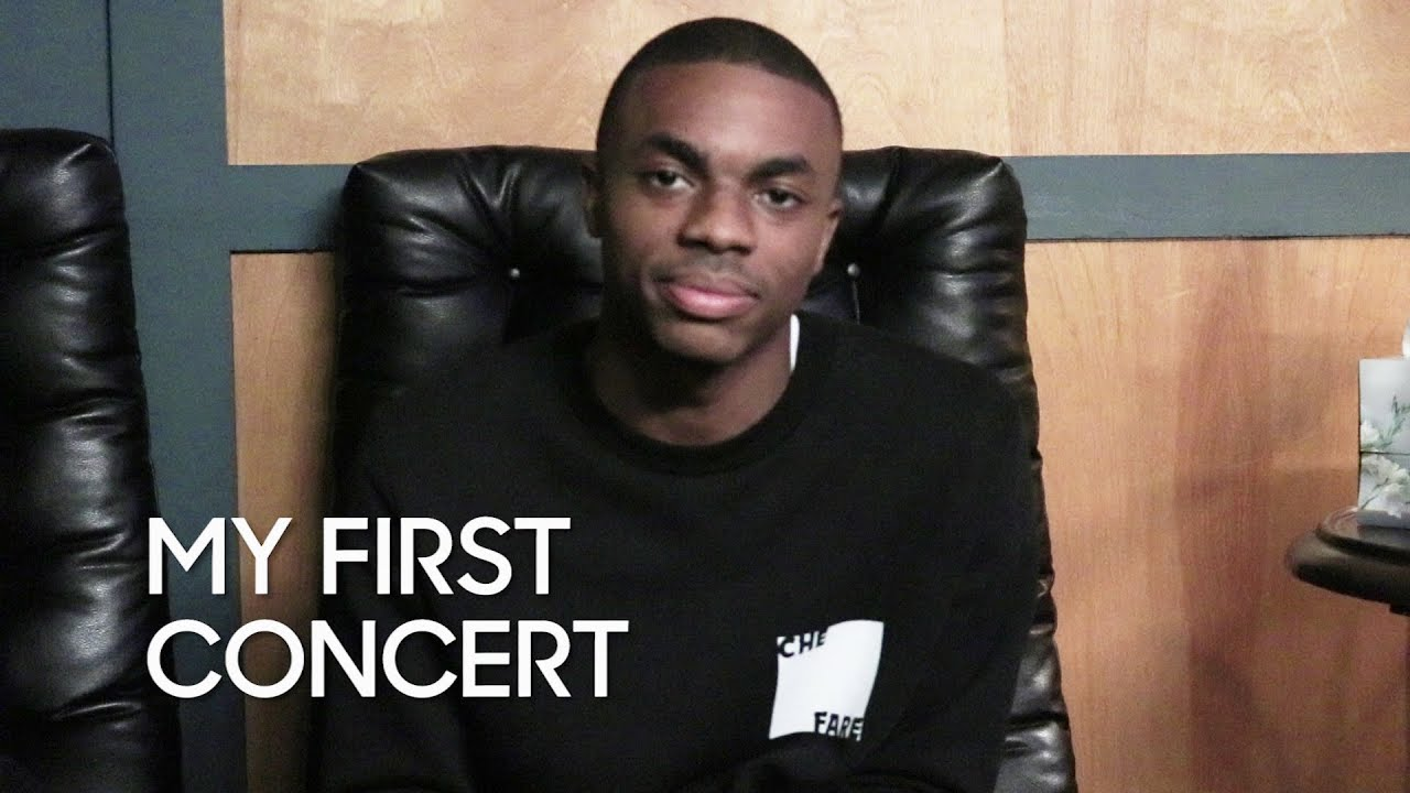Vince Staples on the first Concert he attended [Video]