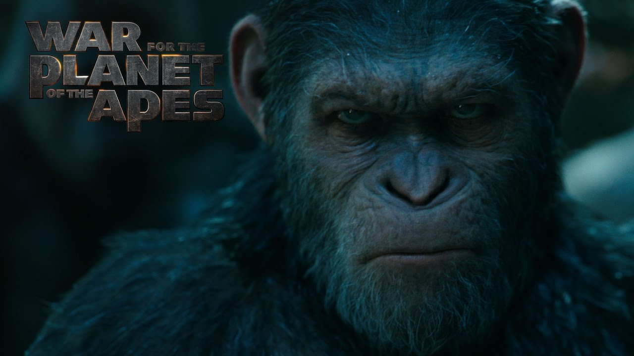 WAR FOR THE PLANET OF THE APES: Caesar on Caesar's Palace and New Trailer #WarForThePlanet [Video]