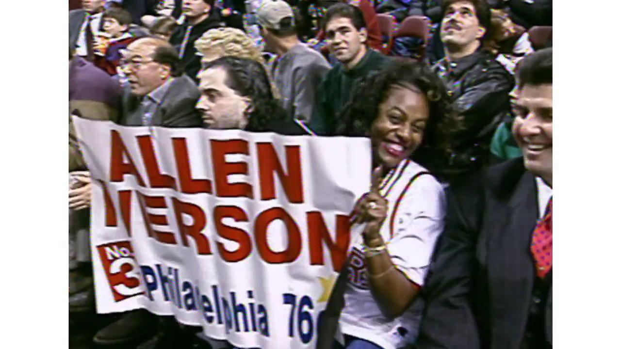Watch: Allen Iverson Mini-Movie – A.I.'s 1st Game [Video]