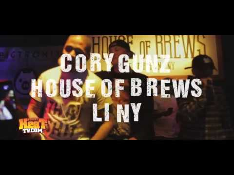 Watch: Cory Gunz Performing Live at House of Brews