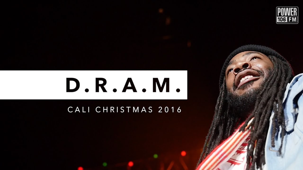 Watch: D.R.A.M. & Lil Yachty Perform 'Broccoli' LIVE At Cali Christmas 2016 [Video]