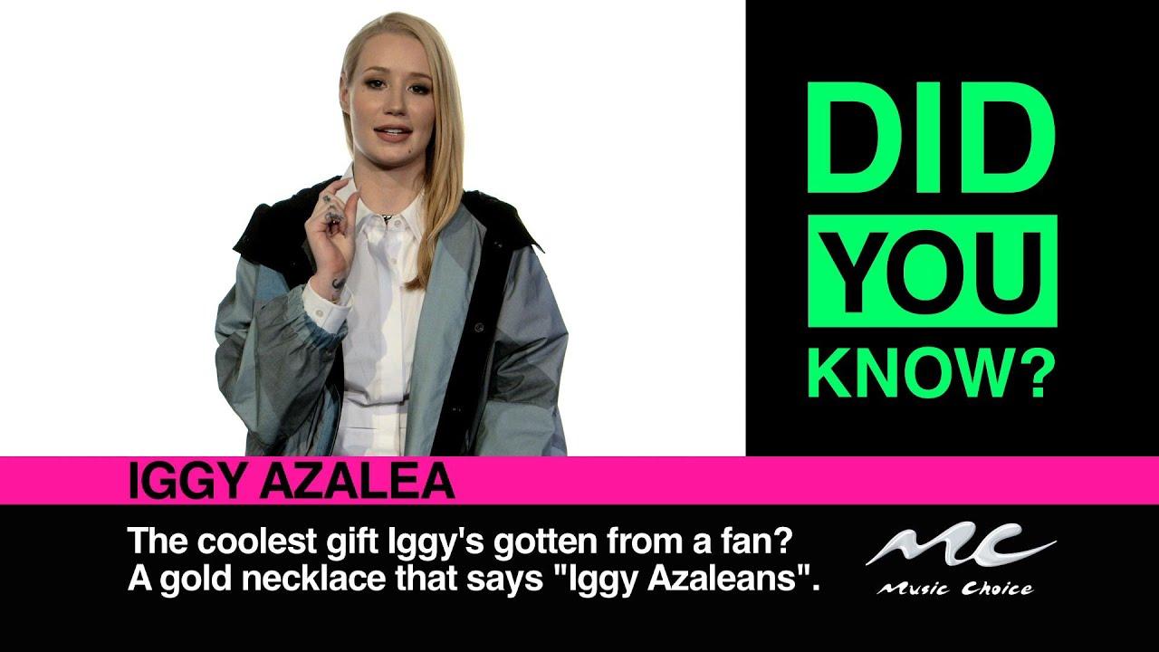 Watch: Iggy Azalea – Did You Know? [Interview]